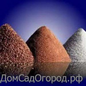 Минеральные добавки в почву